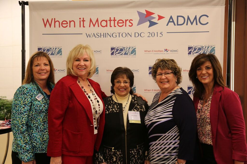 Key Note speaker for The Academy of Dental Management Conference, Washington, DC